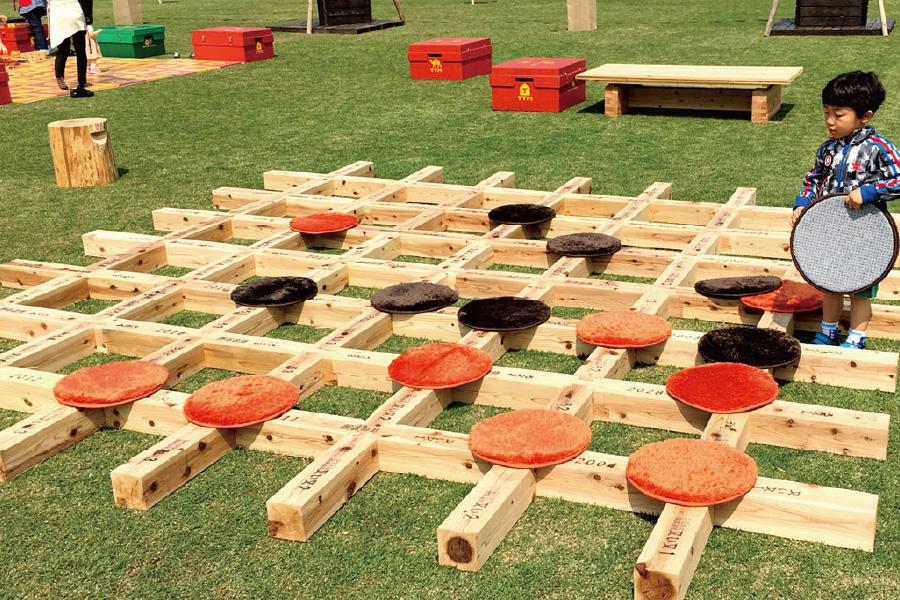 大型囲碁盤