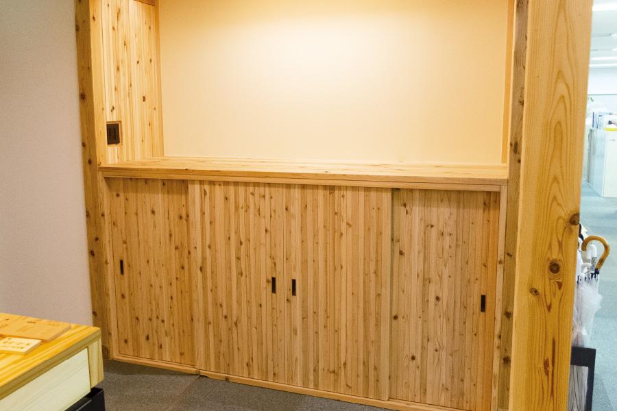 木製家具(DLT)