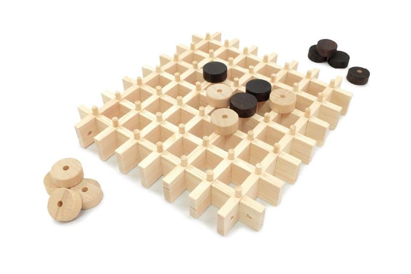ぬくもり囲碁盤